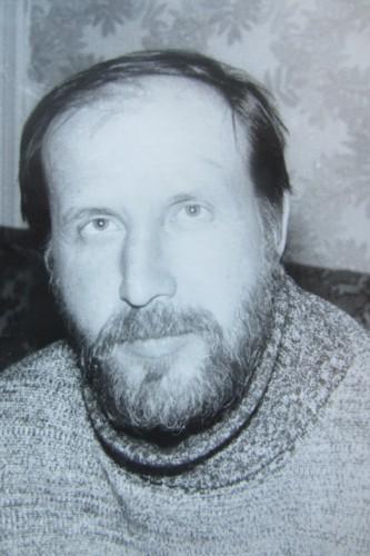 Живописец и график Валерий Кульченко. 1985 год