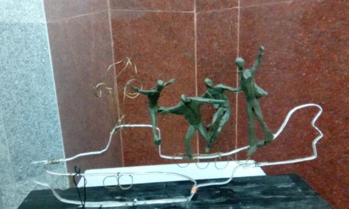 проект памятнику БИТЛЗ в Ростове-на-Дону