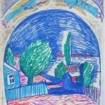 Валерий Кульченко. Ангел на окне мастерской. Острова памяти. Часть 42