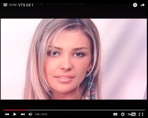Дарья Кривилина из Азова.