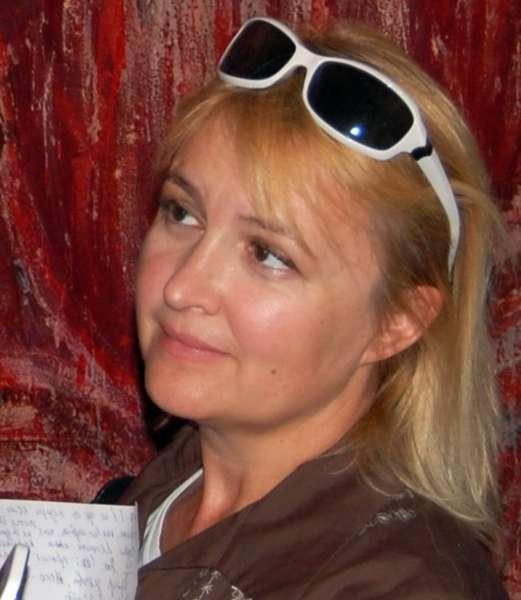 Галина Пилипенко: » Благодаря моему журналу, я узнала географию России лучше, чем в школе»