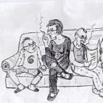 Ольга Тиасто. ХРОНИКИ АБРУЦЦО Хитрый, глупый, везучий.