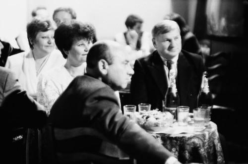 1994г. па перв.плане гл. инженер РЯБЦЕВ, Лариса Шулепова, Николай Чеботарёв