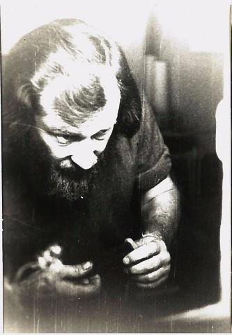 Александр Жданов в Ростове-на-Дону. Фото из семьи Александры и Сусанны Вольвич