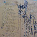 Валерий Кульченко. Острова памяти. Изрисованные конверты Александра Жданова. Часть 70