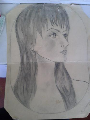Рисовал Сергей Тимофеев
