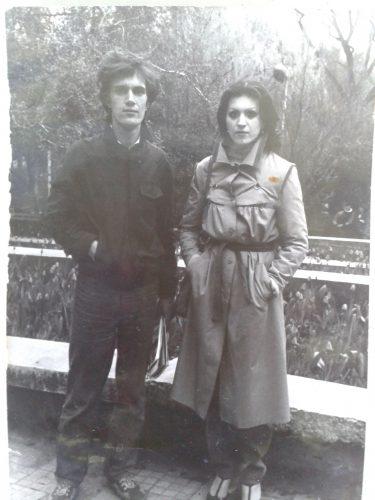 Татьяна и Сергей Тимофеевы.