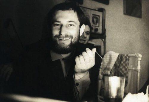 Александр Жданов .Фото из архива Александры Вольвич.