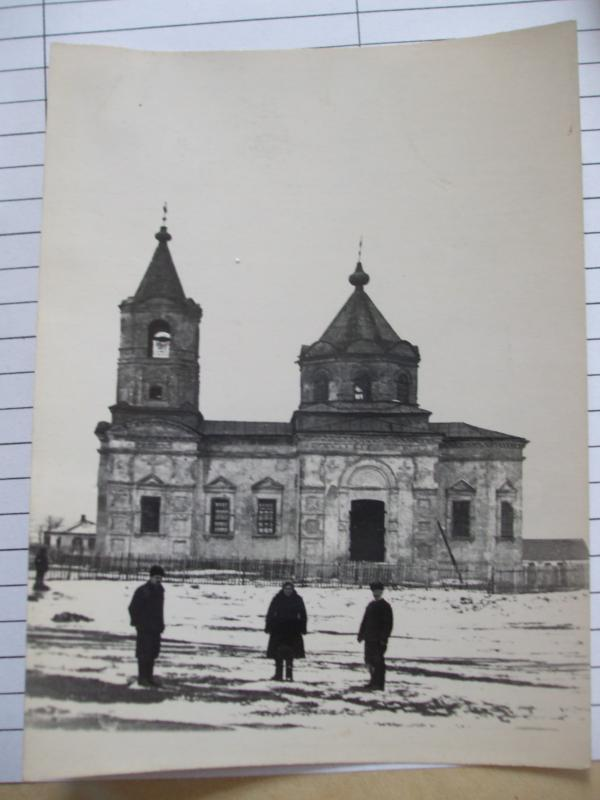 Александр Сыпченко. Про церковь и кукурузу