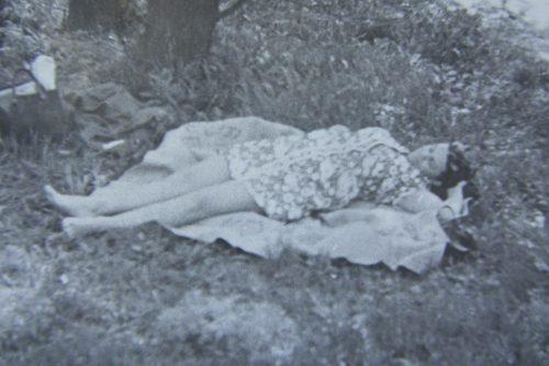 Татьяна . фото Валерия Кульченко. 1974 год. Ростов-Дон.