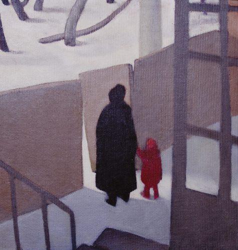 Виктор Сетунов. «Маша и Наташа» (1985 г.).