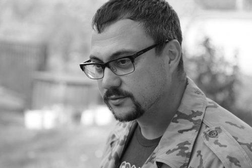 Александр Сыпченко. ФОТОКАРТОЧКА: Дмитрий Посиделов