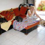 Ольга Тиасто. Собачьи хроники Абруццо. Дама с тремя собачками. Часть 3