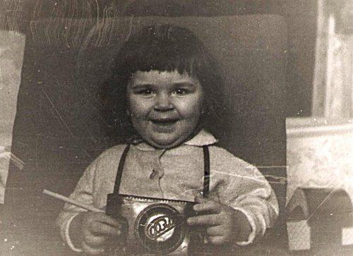Ольга Тиасто в 1964 году, в Ростове-на-Дону