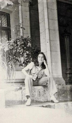 Ольга Тиасто.1976, Ростов-на-Дону