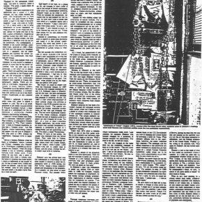 Валерий Кульченко. Острова памяти. Александр Жданов: «Снег в Вашингтоне». Часть 120