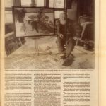 Валерий Кульченко. Острова памяти. Александр Жданов: «Снег в Вашингтоне». Часть 131