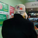 Читаемые шапки и пьяные снеговики в Ростове-на-Дону