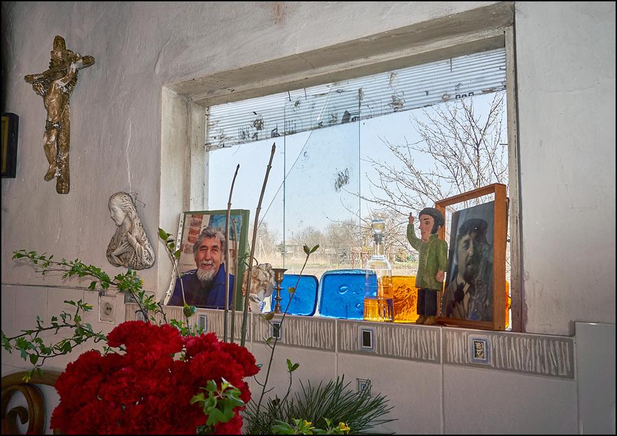 Похороны искусствоведа Александра Павловича Токарева. Фото: Валентин Картавенко