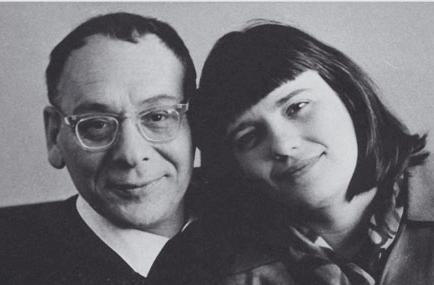 Ростовский художник Семён Скопцов и его жены Людмила Скопцова