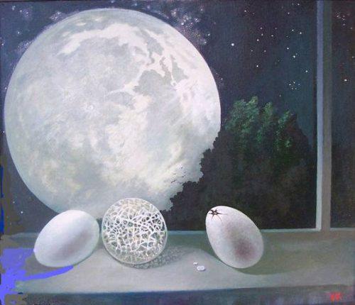 Христофор Хашхаян. «Здравствуйте, госпожа Луна»