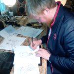 Максим Ильинов: «Художник не из казаков будет мыслить шаблонно»