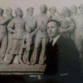 Ростов архитектурный, скульптурный, трагичный. Виктор Баринов