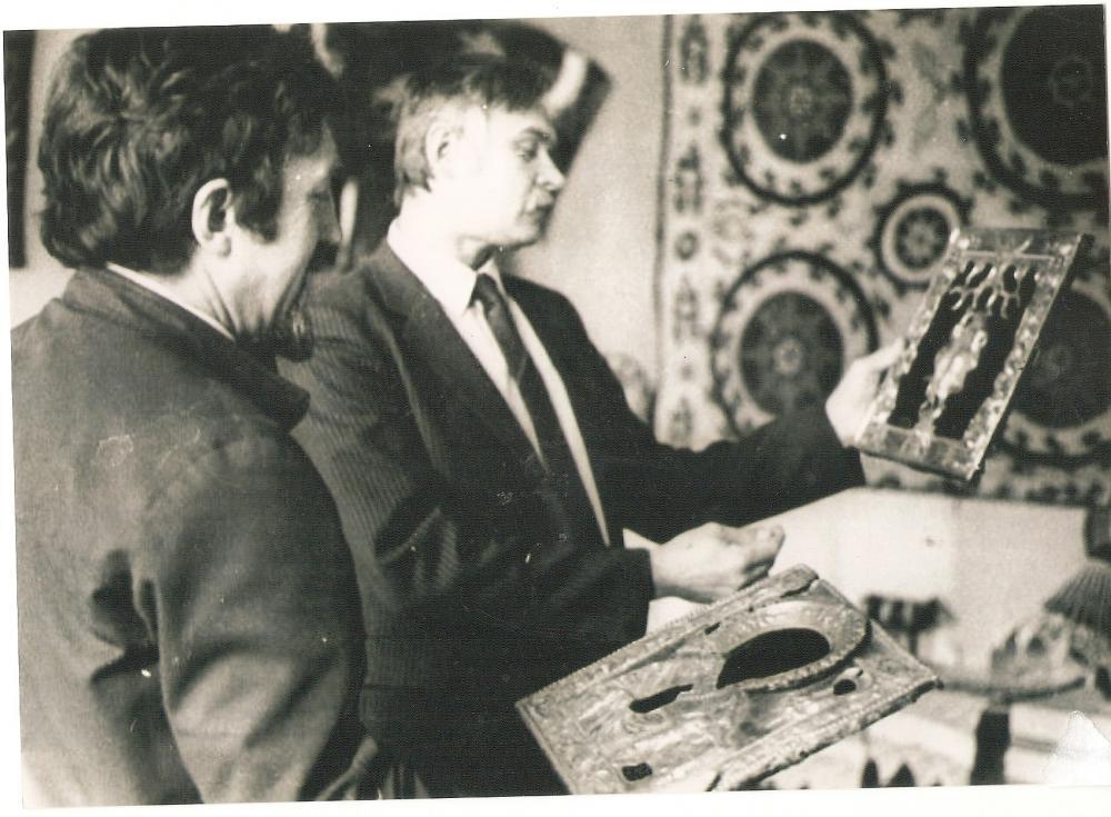 Александр Токарев. «Радуга и мозаика». Часть 18