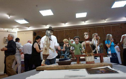 Экспозиция из собрания Александра Токарева. Фото: Валентин Картавенко www.photographica.ru