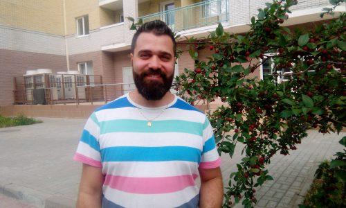 Еияс Аль-Хатиб (Сирия). фото: Галина Пилипенко