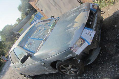 Самый читающий автомобиль в Ростове-на-Дону. Фото: Галина Пилипенко