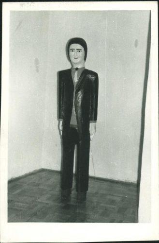 Фото выставки мастера Зазнобина. Фото из архивов Горицкого музея г.Переяславля-Залесского.