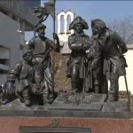 В центре Ростова-на-Дону старинный дом сделали аристократическим