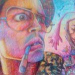 Картины культового художника привезли в Ростов-на-Дону