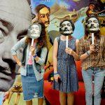 Грандиозная премьера: «Арт-Воронеж» представит подлинные работы Сальвадора Дали