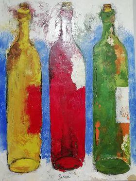 Робер Бурасо в М-галерее