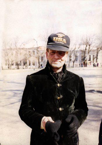 Леонид Стуканов, Таганрог. 1990-е. Фото Ю. Фесенко.