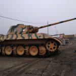 Немецкие танки добрались до Ростовской области