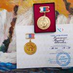 Высшая награда — для ростовского художника